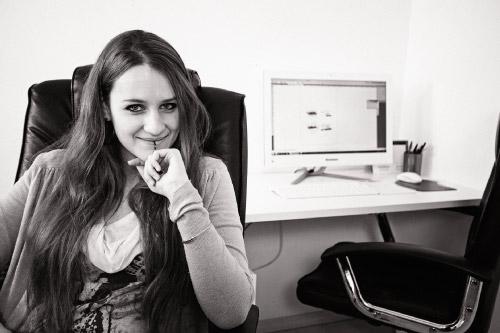 Nadia Piana web master