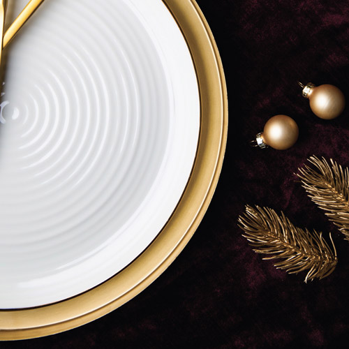 Linea coordinata natalizia Grand Hotel Alassio